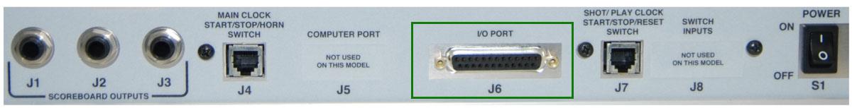 Controller port